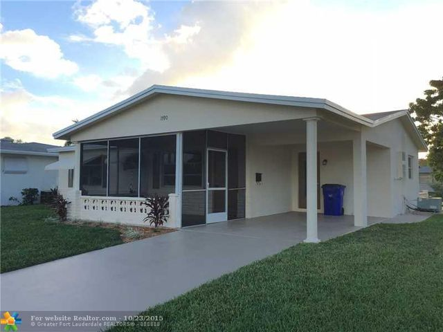 1590 nw 70th ter margate fl 33063 home for sale and