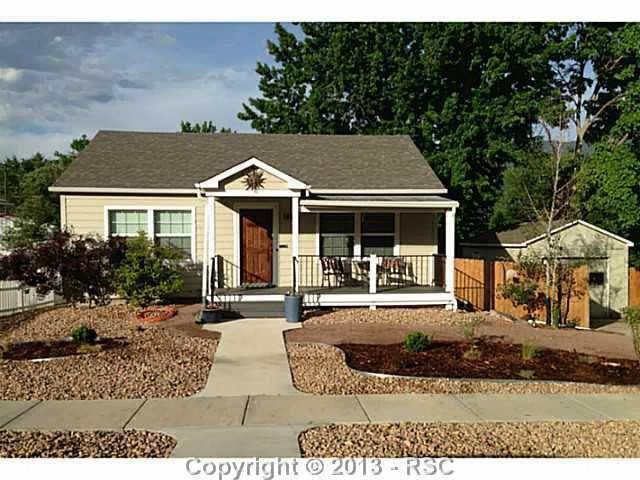 1421 W Bijou St, Colorado Springs, CO 80904 Main Gallery Photo#1