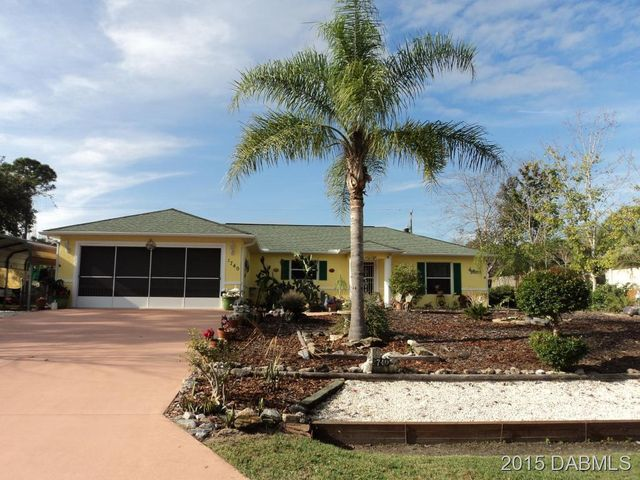 2740 evergreen dr edgewater fl 32141 home for sale and