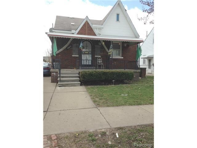 6763 Ashton Ave Detroit Mi 48228 Public Property