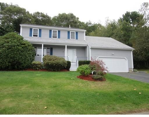 140 lucas dr stoughton ma 02072 home for sale and real estate listing. Black Bedroom Furniture Sets. Home Design Ideas