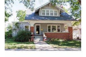 312 N Sycamore St, Peabody, KS 66866