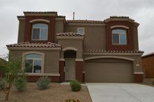 9883 N Crook Ln, Tucson, AZ 85742
