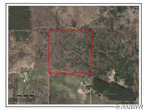 Pond Rd Lot 1, Fairchild, WI 54741