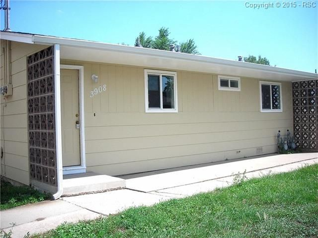 home for rent 3908 e pikes peak ave colorado springs