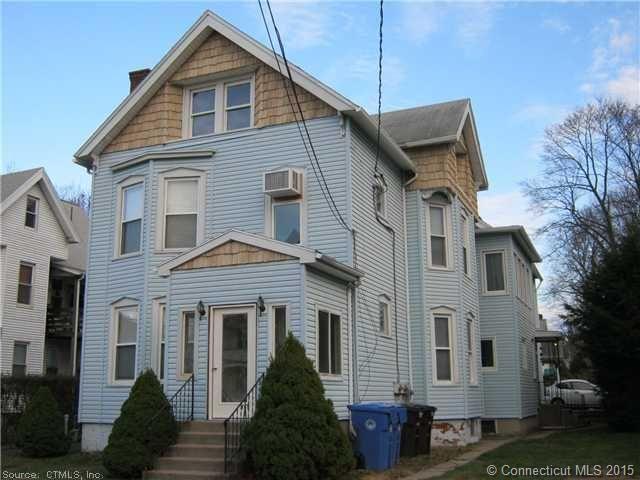 Home For Rent 96 S Burritt St New Britain Ct 06052