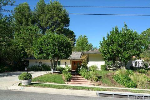 3541 Eddingham Ave, Calabasas, CA 91302