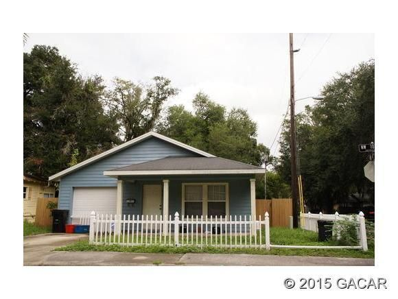 Home For Rent 415 NW 10th St Gainesville FL 32601