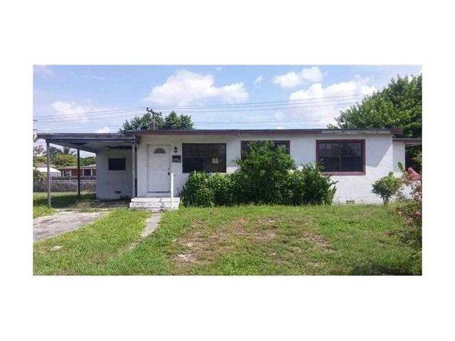 3441 Nw 178th St Miami Gardens Fl 33056 Foreclosure