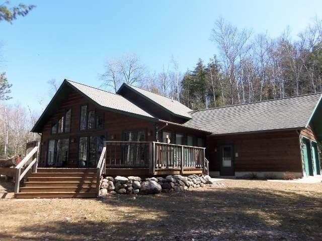 Lake Homes For Sale Mercer Wi