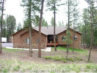 1318 Spruce Ridge Ln, Woodland Park, CO