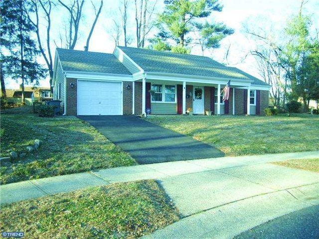 Homes For Sale In Twin Hills Willingboro Nj