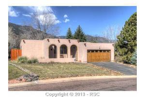 330 Clarksley Rd, Manitou Springs, CO 80829