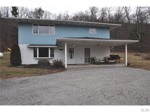 2662 Buck Mountain Rd, Lausanne Township, PA 18255