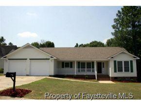 5529 Hartfield Ct Fayetteville NC 28311