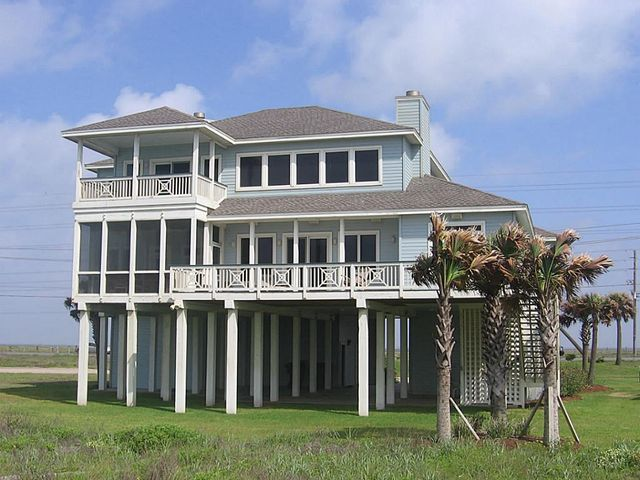 19703 shores dr galveston tx 77554 for Beach house plans galveston