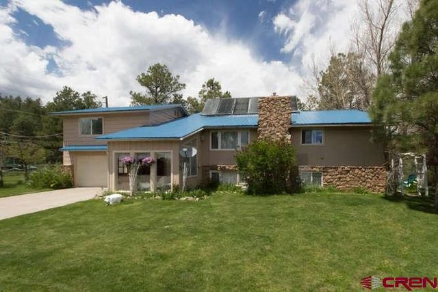 350 mesa dr pagosa springs co 81147 home for sale and