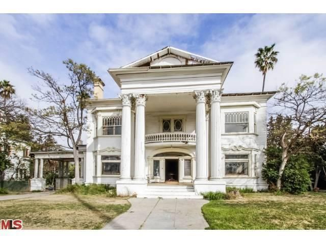 2218 s harvard blvd los angeles ca 90018 for Historical homes in los angeles