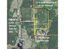 Ptsseqtr County Road 4, Lake George Twp, MN 56458
