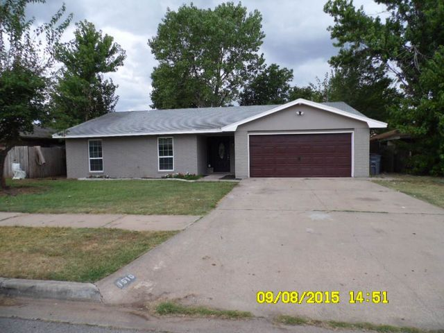1516 nw 81st st lawton ok 73505 home for sale and real for Home builders in lawton ok
