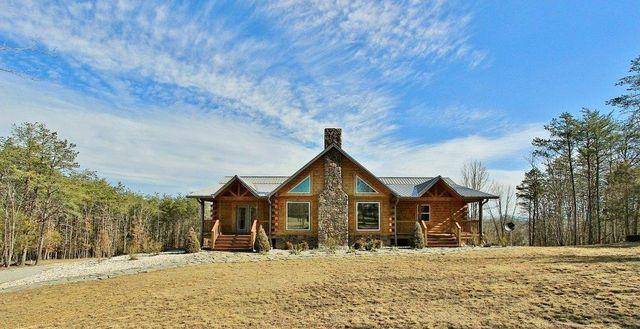 Log Homes For Sale In Botetourt County Va