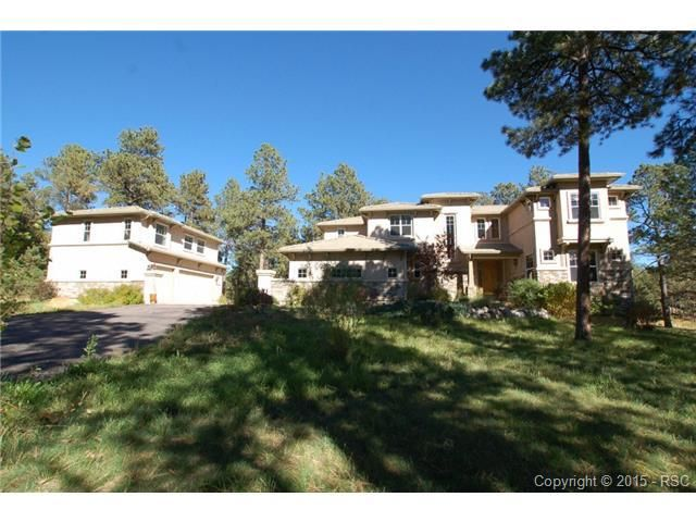 Colorado springs new community for sale campbell homes for Modern homes colorado springs