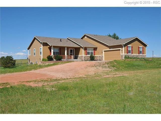 16610 prairie vista ln peyton co 80831 home for sale