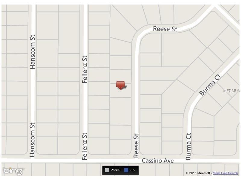 Map Of Port Charlotte Florida.497 Reese St Port Charlotte Fl 33953 Realtor Com