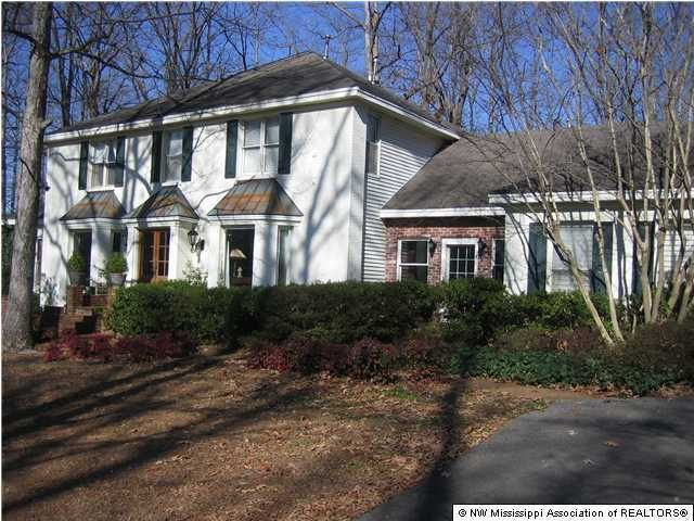 2526 Barrett Dr Southaven Ms 38672 Home For Sale And