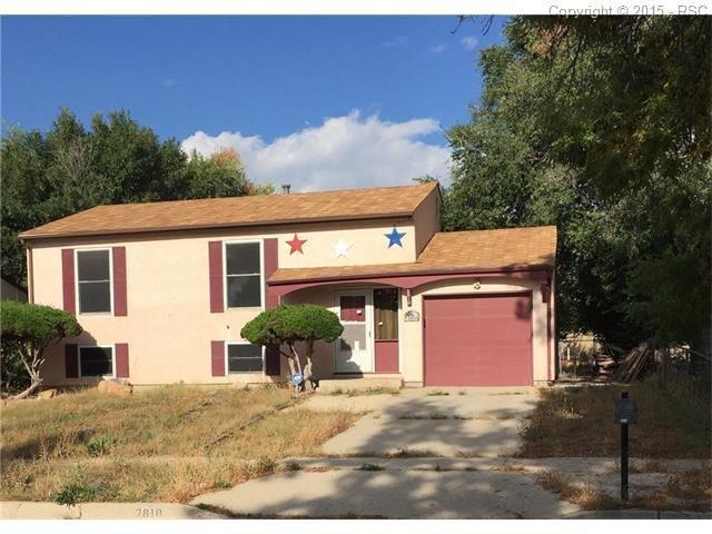 2810 ferber dr colorado springs co 80916 home for sale