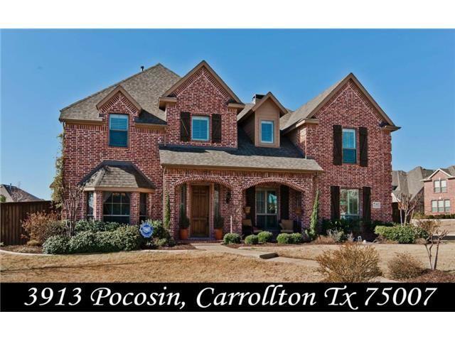 Village TX 75077 M75278 38147 as well 3913 Pocosin Dr Carrollton TX ...