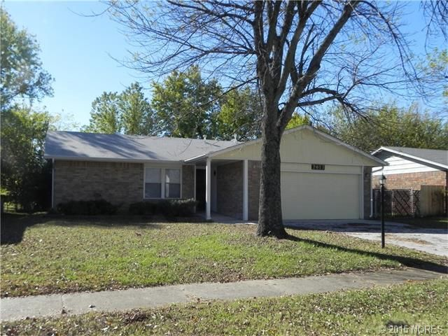 2013 W Gary St, Broken Arrow, OK 74012