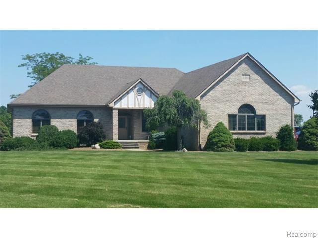 4407 carleton rockwood rd berlin township mi 48179 home for sale and real estate listing