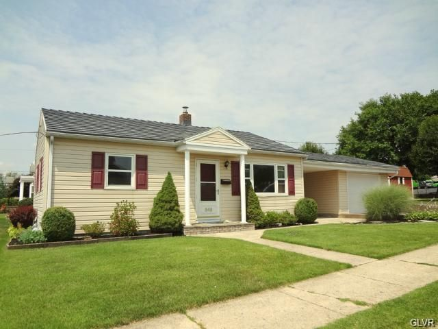 848 n kiowa st allentown pa 18109 home for sale and real estate listing