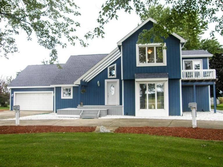 Homes For Sale New Lothrop Mi