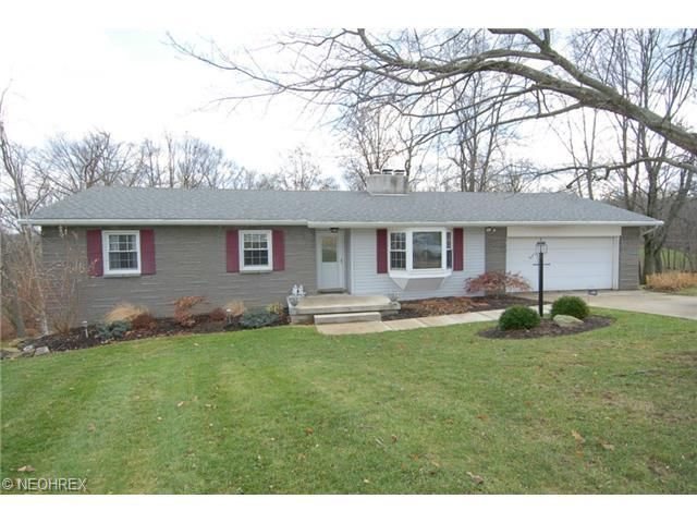 250 skyline dr zanesville oh 43701 recently sold home for Kitchen cabinets zanesville ohio