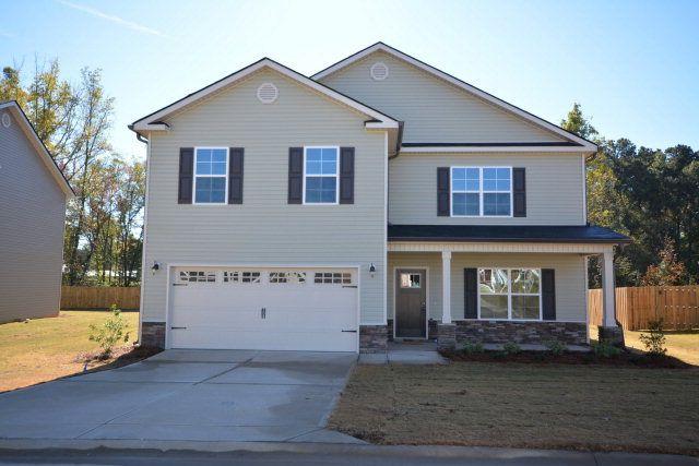 2122 Grove Landing Way Grovetown Ga 30813 New Home For
