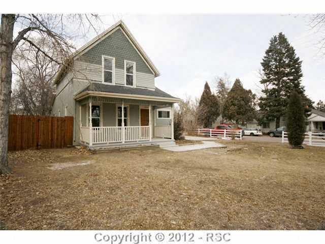 302 Cheyenne Blvd, Colorado Springs, CO
