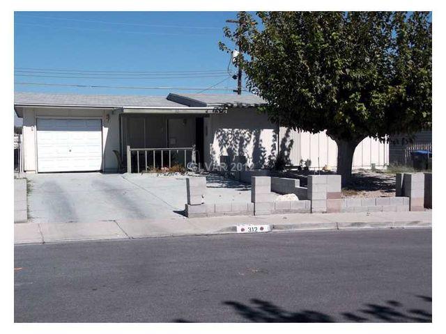 312 Zoee Ave, North Las Vegas, NV