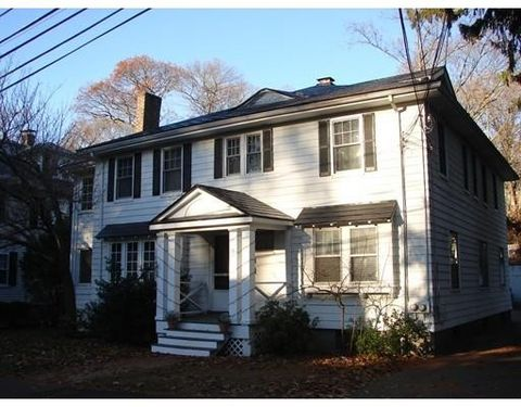 15 Hawthorne Ave Unit 2, Newton, MA 02466