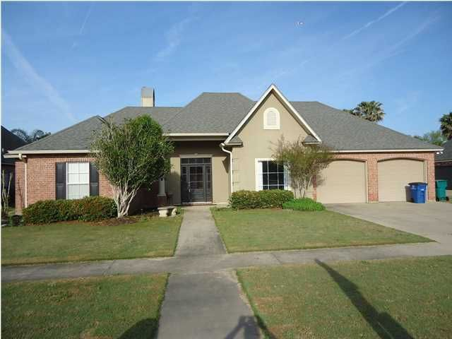 206 cresthill dr youngsville la 70592 home for sale