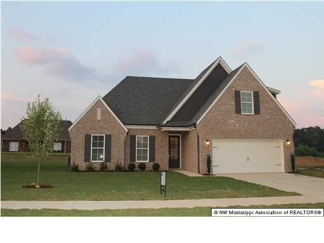 4918 matthews horn lake ms 38637 new home for sale for New homes in mississippi