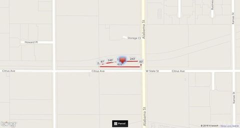 Alabama St, Redlands, CA 92373