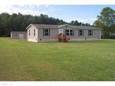 7166 Bell Rd, Southampton County, VA 23866
