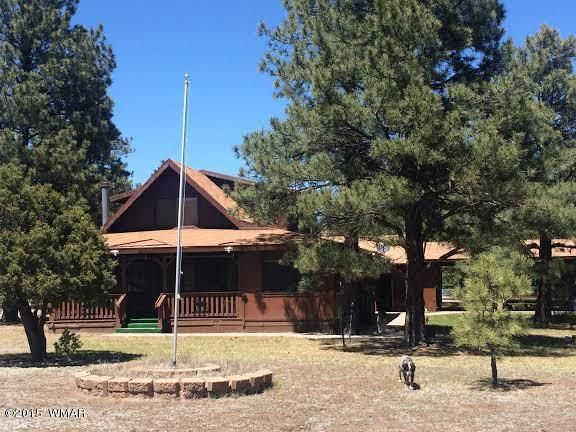 7 county road 2020 nutrioso az 85932 home for sale and real estate listing