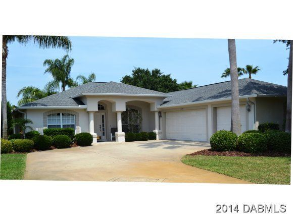 6198 quail ridge dr port orange fl 32128 home for sale and real estate listing - Houses for rent port orange ...