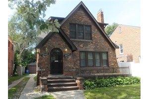 20445 Stratford Rd, Detroit, MI 48221