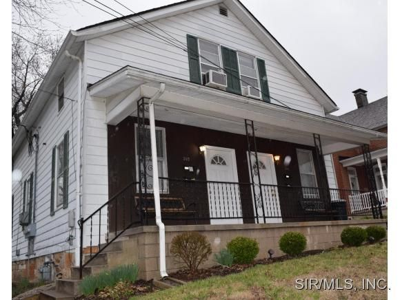 Home for rent 203 n 6th st belleville il 62220 - One bedroom apartments in belleville il ...