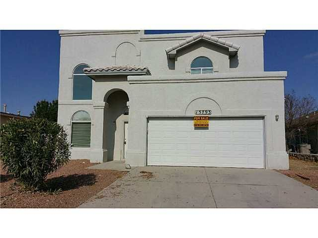 13793 paseo central ave el paso tx 79928 home for sale for New homes for sale in el paso tx