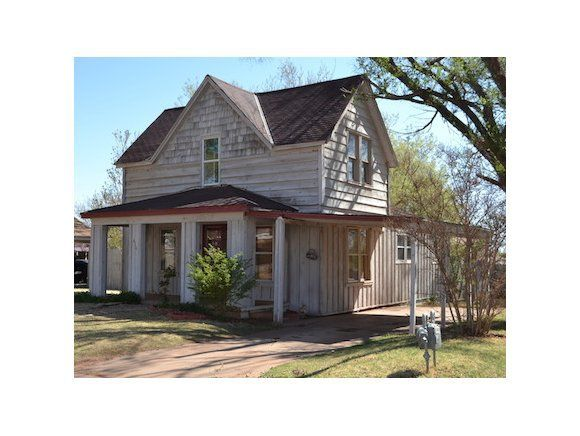 416 N State Ave Elk City OK 73644 Home For Sale And Real Estate Listing